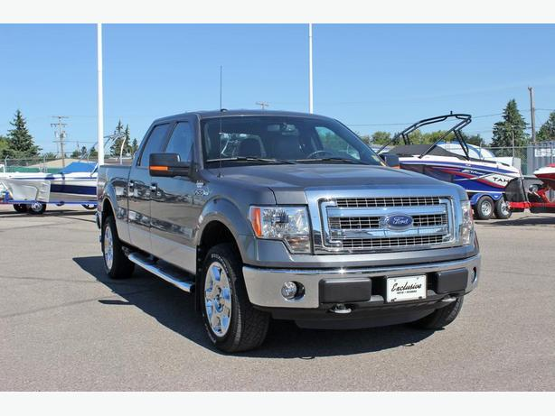 2014 Ford F-150 XLT XTR SuperCrew 4X4*Backup Camera*