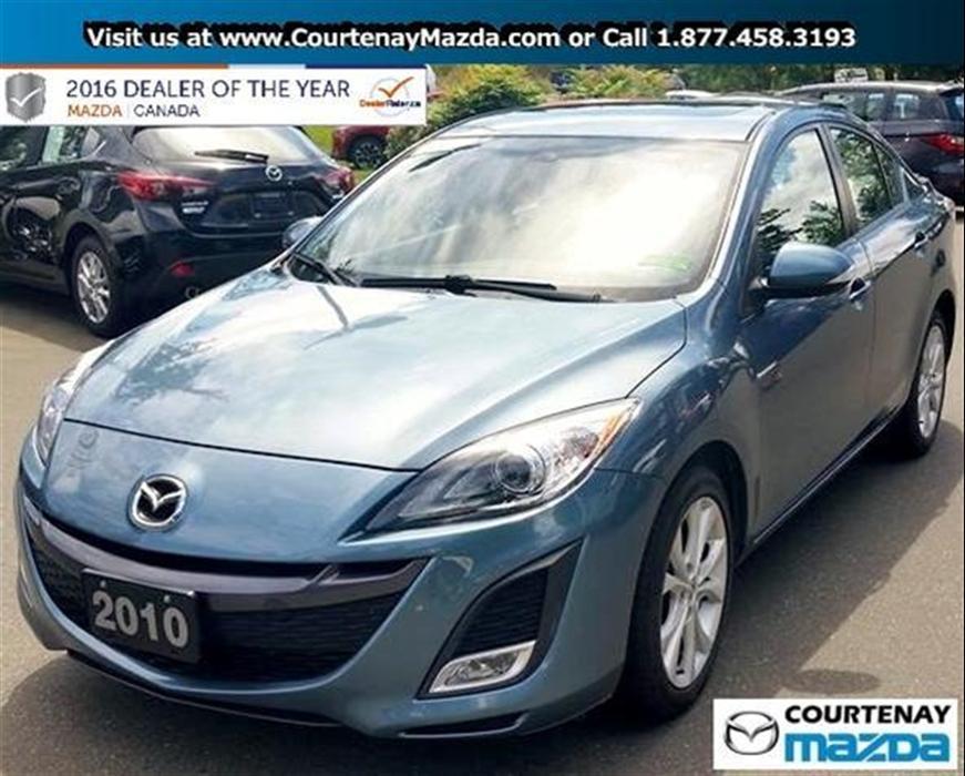 Courtenay Mazda Used Cars