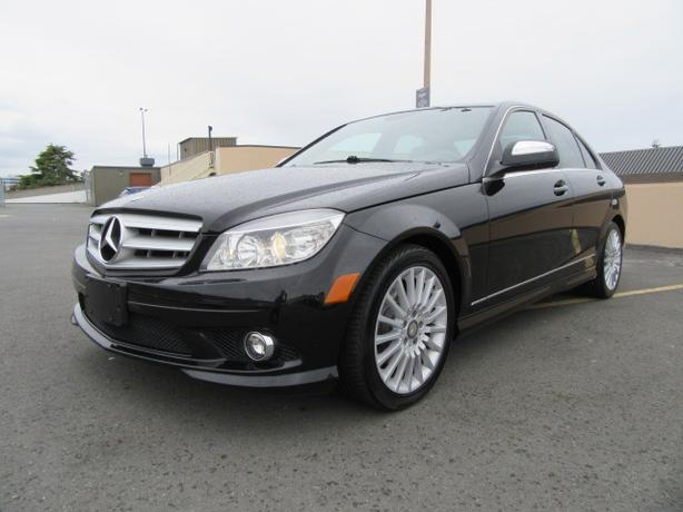 2008 mercedes benz c230 4matic sport premium sale for 2008 mercedes benz c230