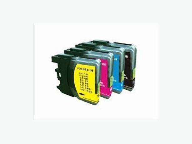 New Brother LC61 LC-61 Compatible Ink Cartridge Per Color