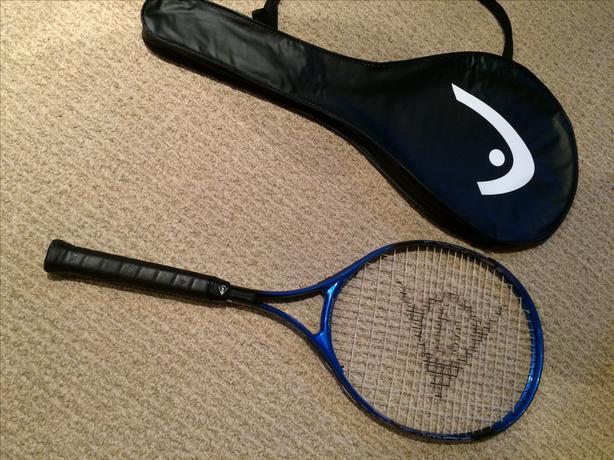 Dunlop Tennis Raquet for sale