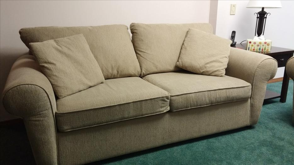 Sofa bed and loveseat saanich victoria for Sofa bed victoria