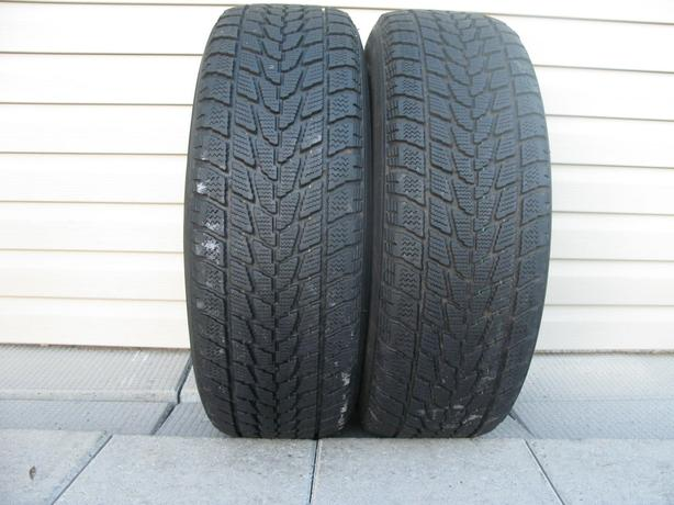 TWO (2) TOYO OBSERVE G-02 PLUS WINTER TIRES /215/65/17/ - $50