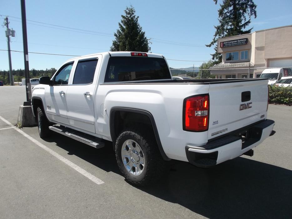 2014 gmc sierra crew cab all terrain 4x4 for sale outside comox valley campbell river mobile. Black Bedroom Furniture Sets. Home Design Ideas