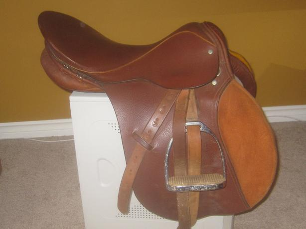 Griffiths English Saddle