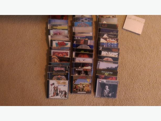 CD'S - ALL KINDS, SOME VERY RARE