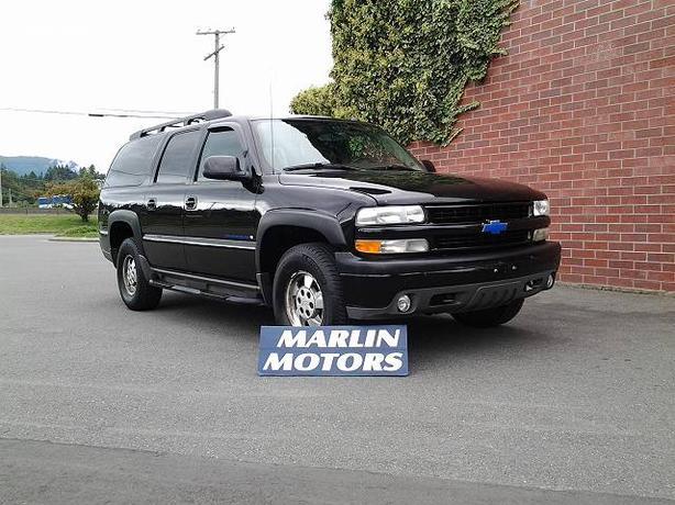 Chevrolet Suburban 1500 4WD