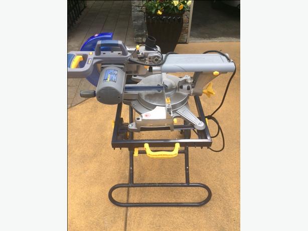 mastercraft hawkeye laser mitre saw manual
