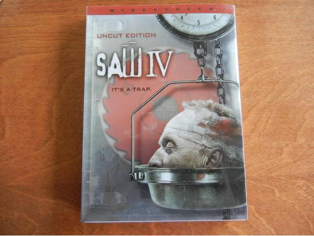 SAW IV  UNCUT EDITION