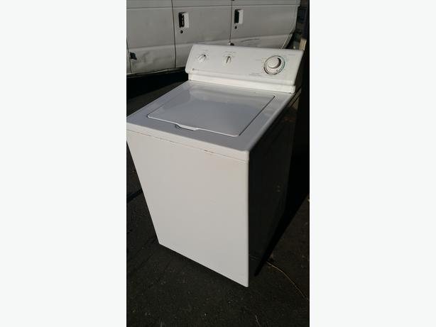maytag heavy duty large capacity washing machine saanich victoria. Black Bedroom Furniture Sets. Home Design Ideas