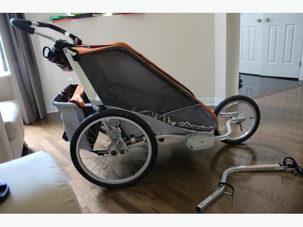 chariot cougar 2 stroller nepean ottawa. Black Bedroom Furniture Sets. Home Design Ideas