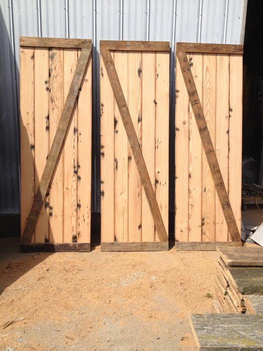 antique and reproduction barn doors 44 of them for sale ...