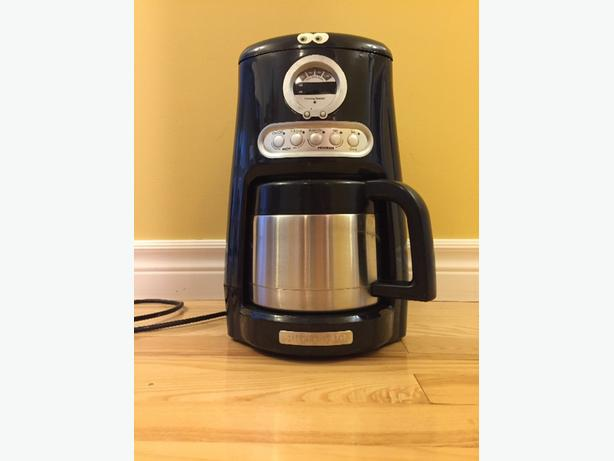 kitchenAid programmable thermal coffee maker Charlottetown, PEI