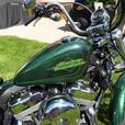 2013 Harley-Davidson Sportster 72 XL1200V Seventy-Two