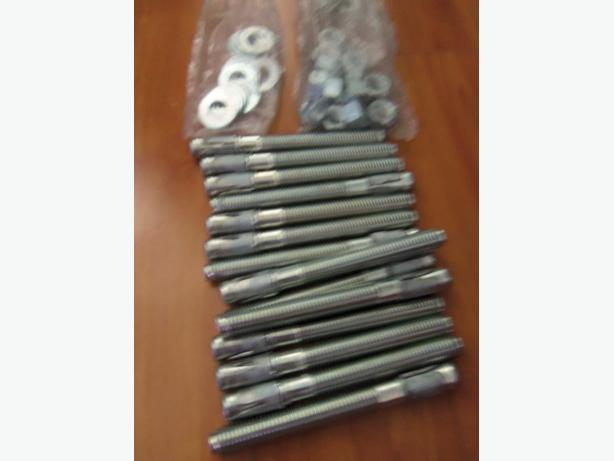 "15 - 5/8"" x 6"" CONCRETE WEDGE ANCHORS"