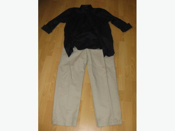 Mens Pants and Dress Shirt