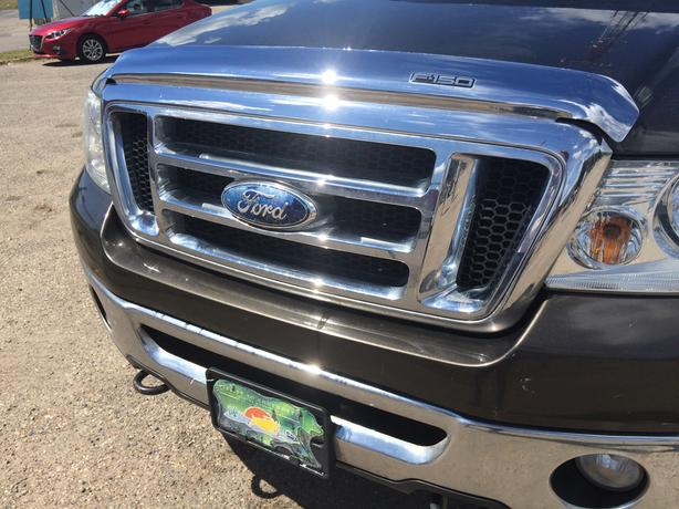 2008 ford f150 xlt5 4 triton tow package high capacity. Black Bedroom Furniture Sets. Home Design Ideas
