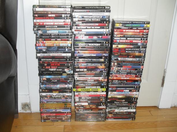 DVDs For Sale Part 1
