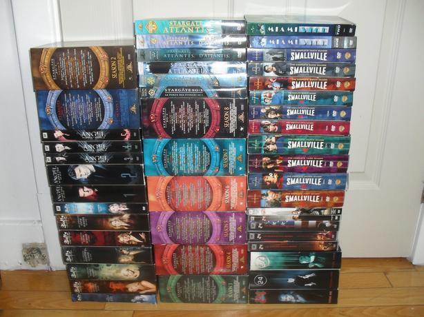 DVD Box Sets For Sales