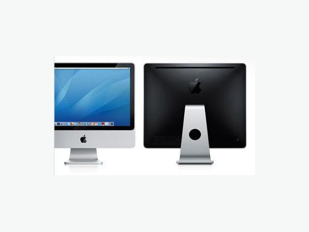 """iMac 20"""" Aluminum"""
