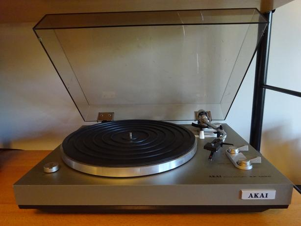 AKAI AP-100C auto return turntable