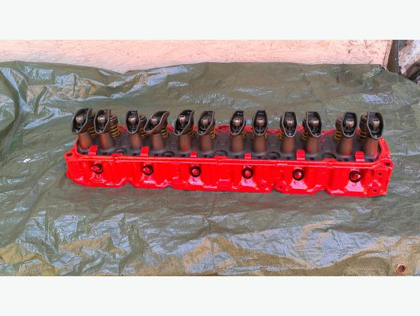 165 hp marine cylinder head