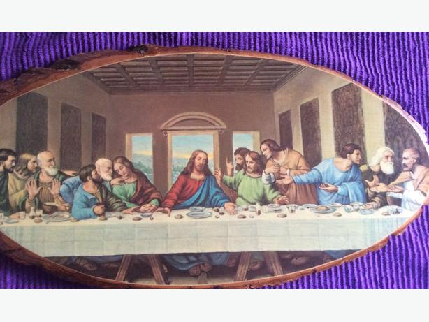 Last supper picture
