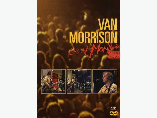 Van Morrison Live at Montreux (1980 & 1974) Double DVD Set
