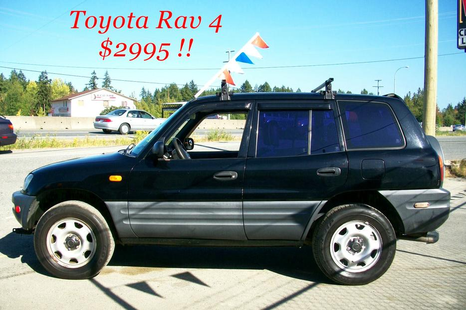 Toyota Rav 4 Popular Suv Gt Gt 2995 South