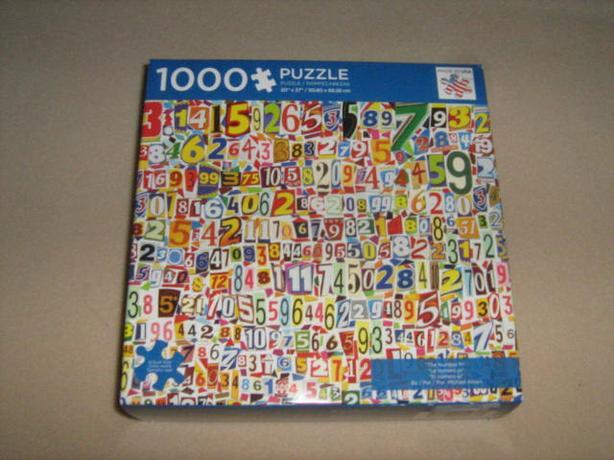 1000 PIECES JIGSAW PUZZLE CHALLENGE Gloucester, Ottawa