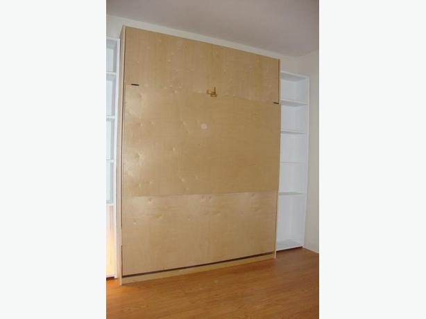 Murphy Bed With Table