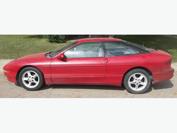 CLASSIC 1994 FORD PROBE, 6 CYLINDER, HIDDEN HEAD LIGHTS