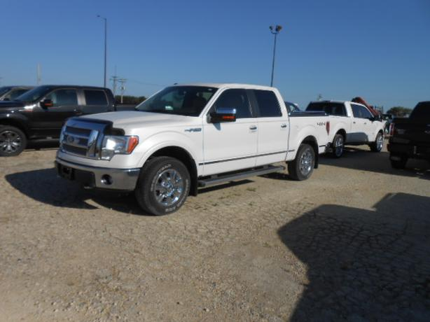 2012 Ford F-150 Lariat SuperCrew 6X191A