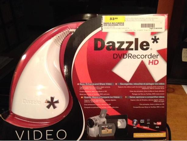 Dazzle Multimedia DVD Recorder HD