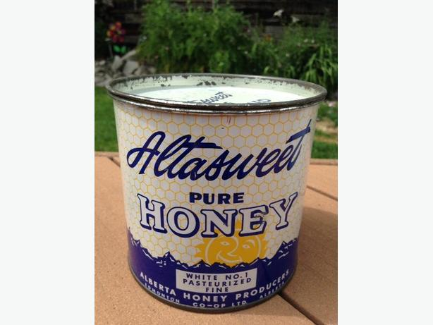 2 Ultasweet Pure Honey Tins