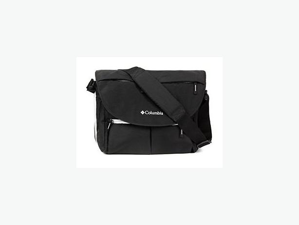Columbia Outfitter Diaper Bag - Black
