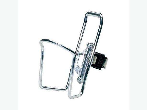 BELL Universal Water Bottle Cage with Mount - Stainless Steel
