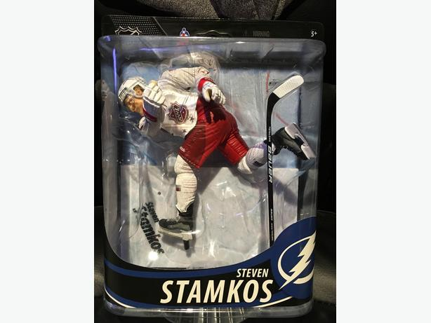 Steven Stamkos Mcfarlane Series 33 Figure Variant # 257 OF 1000 NHL ALLSTAR Rare