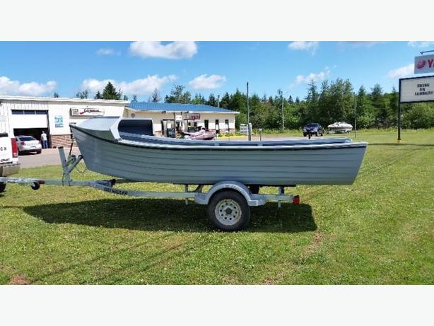 Fibreglass Dory -NEW-  Financing Available