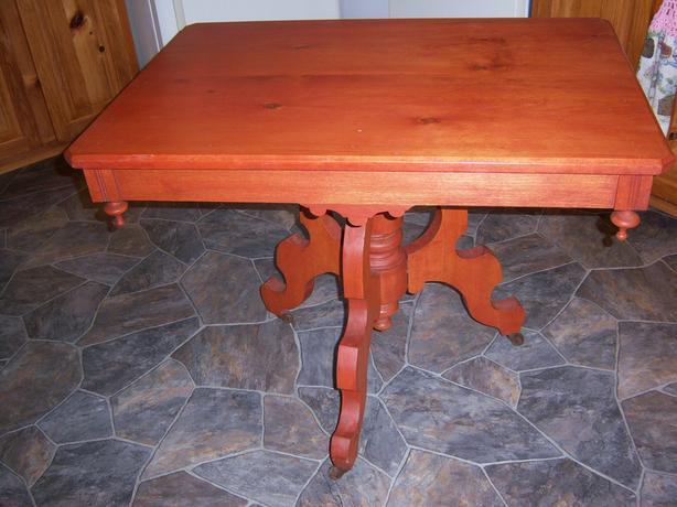 Antique table(REDUCED)