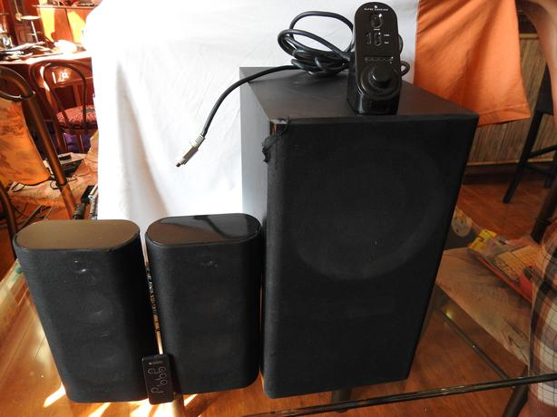 ALTEC LANSING Powered Audio Speakers