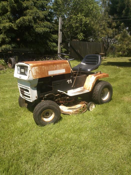 Roper Lawn Tractor Summerside  Pei