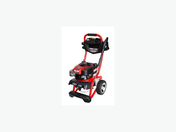 Power washers - Briggs and Stratton brandnew, 2500 psi, 2.3 gpm