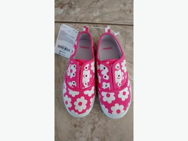 Brand New - Girls Gymboree Shoes - Size 11