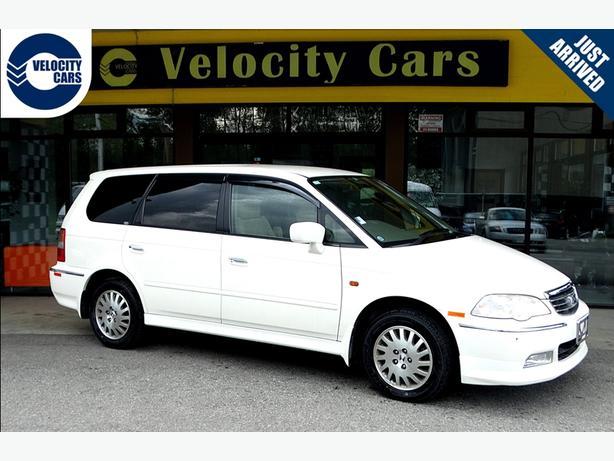 2000 Honda Odyssey 49K's  Low Mileage