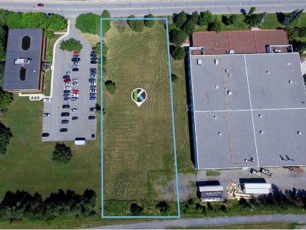 Commercial Land for Sale in the Ottawa Business Park