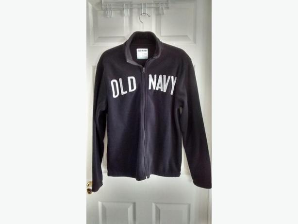 Men's Old Navy Fleece Jacket - Size Medium
