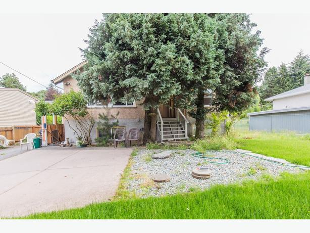 Bush Street Property with Spacious Living!