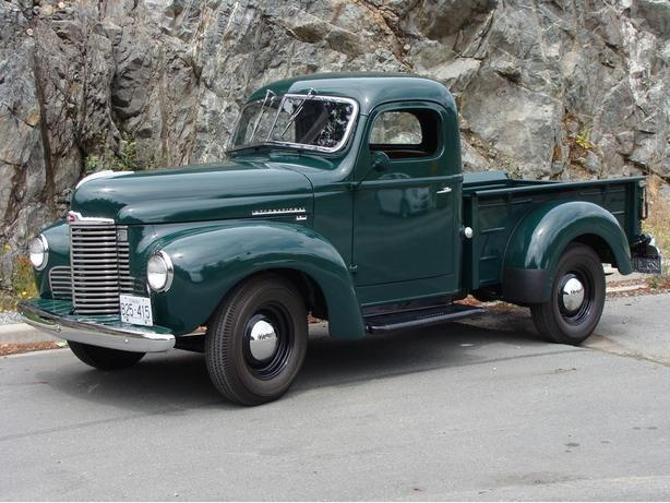 misc 1941 - 49 Interntional K series 1-5 parts for sale West