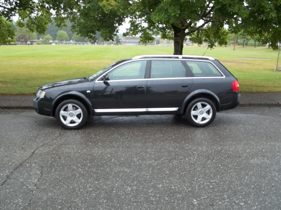 2005 Audi Quattro All Road Wagon 2 7 T Outside Comox Valley Courtenay Comox